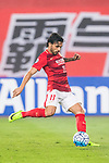Ricardo Goulart Pereira of Guangzhou Evergrande FC in action during their AFC Champions League 2017 Match Day 1 Group G match between Guangzhou Evergrande FC (CHN) and Eastern SC (HKG) at the Tianhe Stadium on 22 February 2017 in Guangzhou, China. Photo by Victor Fraile / Power Sport Images