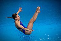 Poliakova Mariia RUS<br /> Diving - Women's 3m preliminary<br /> XXXV LEN European Aquatic Championships<br /> Duna Arena<br /> Budapest  - Hungary  15/5/2021<br /> Photo Giorgio Perottino / Deepbluemedia / Insidefoto