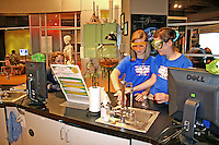 Children interactive exhibit Gulf Coast Exploreum Science Center Mobile Alabama