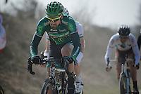 111th Paris-Roubaix 2013..Jérôme Cousin (FRA)