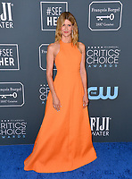 SANTA MONICA, USA. January 12, 2020: Laura Dern at the 25th Annual Critics' Choice Awards at the Barker Hangar, Santa Monica.<br /> Picture: Paul Smith/Featureflash