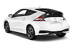 Car pictures of rear three quarter view of 2016 Honda CRZ EX 3 Door Hatchback Angular Rear