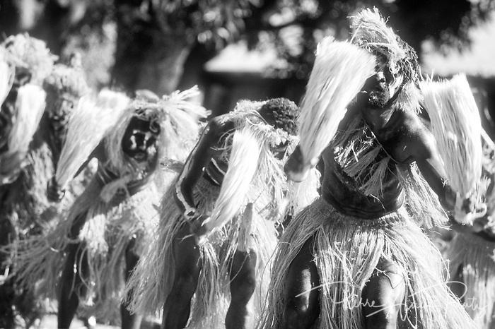 Danseurs  Kanak