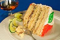 "Vienna Cake Cruzan cuisine ""West Indian local dishes""<br /> St Croix, U.S. Virgin Islands"