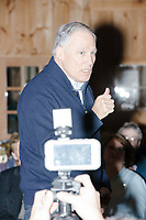 Jay Inslee - Town Hall - Lawrence Barn - Hollis, NH - 14 Apr 2019