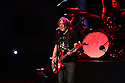 HOLLYWOOD, FL - JANUARY 29: Robby Takac, of Goo Goo Dolls performs on stage at Hard Rock Event Center at the Seminole Hard Rock Hotel & Casino on January 29, 2020 in Hollywood, Florida.  ( Photo by Johnny Louis / jlnphotography.com )
