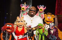 The Muppets o with CeeLo Green  Planet.Hollywood