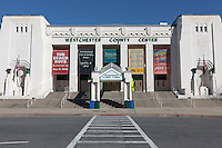 The Westchester County Center in White Plains, New York