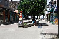 IPOJUCA,PE,22,03.2020 - CORONAVIRUS-PE - Movimentação na praia de Porto de Galinhas em Pernambuco durante a Pandemia de Coronavirus Covid-19 domingo,22 . (Foto: Jean Nunes/Brazil Photo Press)