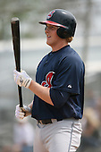 March 20th 2008:  Todd Martin of the Cleveland Indians minor league system during Spring Training at Chain of Lakes Training Complex in Winter Haven, FL.  Photo by:  Mike Janes/Four Seam Images