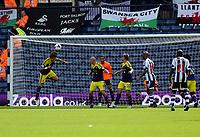Sunday 01 September 2013<br /> Pictured: (L-R) Michu, Jonjo Shelvey, Michel Vorm, Angel Rangel, Nicolas Anelka, Youssouf Mulumbu.<br /> Re: Barclay's Premier League, West Bromwich Albion v Swansea City FC at The Hawthorns, Birmingham, UK.