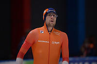 SPEEDSKATING: 24-11-2019 Tomaszów Mazowiecki (POL), ISU World Cup Arena Lodowa, 500m Men Division A, Ronald Mulder (NED), ©photo Martin de Jong
