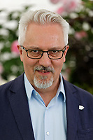 Pictured: Alan Hollinghurst.<br /> Re: Hay Festival at Hay on Wye, Powys, Wales, UK. Saturday 02 June 2018