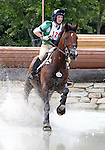 11 July 2009: Philippa Humphreys riding For The Top during the cross country phase of the CIC 2* Maui Jim Horse Trials at Lamplight Equestrian Center in Wayne, Illinois.