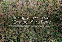 "WGO-linking with Greece ""East bank"" via Ferry"