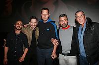 EXCLUSIF - MEHDI IDIR, GRAND CORPS MALADE, JEAN RACHID & SAMY NACERI - SOIREE DE PRESENTATION DU FILM 'PATIENTS'