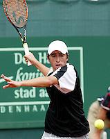 11-7-06,Scheveningen, Siemens Open, rirst round match, Adrian Garcia