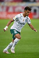 30th May 2021; Maracana Stadium, Rio de Janeiro, Brazil; Brazilian Serie A, Flamengo versus Palmeiras; Gabriel Menino of Palmeiras