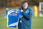 St Johnstone Training….04.11.16<br />