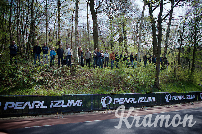 fans up the Loorberg<br /> <br /> 50th Amstel Gold Race 2015