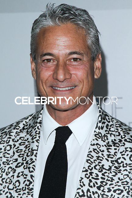 BEVERLY HILLS, CA - JANUARY 12: Greg Louganis at the NBC Universal 71st Annual Golden Globe Awards After Party held at The Beverly Hilton Hotel on January 12, 2014 in Beverly Hills, California. (Photo by David Acosta/Celebrity Monitor)