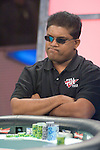 Alex Jacob Wins a Big Pot..Hand #37 - Alex Jacob has the button and raises to $125,000. Victor Ramdin makes the call from the big blind. The flop comes As-7s-6h and Ramdin checks. Jacob checks behind him and the turn is the Ad. Ramdin checks again and Jacob bets $175,000. Ramdin makes the call and the river is the 4s. Ramdin checks and Jacob moves all in for $625,000. Ramdin thinks for a few minutes before mucking his cards.
