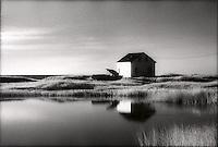 Fisherman's house, Ile du Havre Aubert, Canada<br />