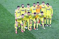Villarreal line up <br /> Gdansk 26/05/2021<br /> Europa League Final <br /> Villarreal Vs Manchester United<br /> Photo LUKASZ GROCHALA/CYFRASPORT / NEWSPIX.PL Imago/Insidefoto