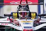 Daniel Abt of Germany from Audi Sport ABT Schaeffler competes in the Formula E Qualifying Session 1 during the FIA Formula E Hong Kong E-Prix Round 1  at the Central Harbourfront Circuit on 02 December 2017 in Hong Kong, Hong Kong. Photo by Marcio Rodrigo Machado / Power Sport Images