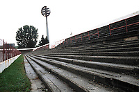 General view of FK Ozeta Dukla Trencin Football Ground (AS Trencin), Stadion na Sihoti, Trencín, Slovakia, pictured on 2nd September 1996