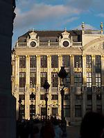 Maison des Ducs de Brabant, Grand Place, Brussels, Belgium