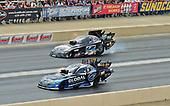 Shawn Langdon Global Electric Technologies, Del Worsham, Worsham-Fink Racing, Funny Car, Camry