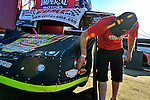 Feb 09, 2011; 4:10:08 PM; Gibsonton, FL., USA; The Lucas Oil Dirt Late Model Racing Series running The 35th annual Dart WinterNationals at East Bay Raceway Park.  Mandatory Credit: (thesportswire.net)