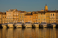 Europe/France/Provence-Alpes-Côte d'Azur/83/Var/ Saint-Tropez: le port