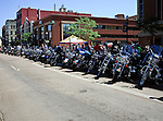 Motorcycle Ralley in Colorado Springs, Co.