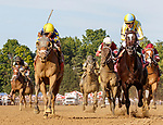 Somebeyay (no. 1) wins the Grade 3 Sanford Stakes for two year olds July 21 at Saratoga Race Course, Saratoga Springs, NY.  The winner, ridden by Javier Castellano and trained by Todd Pletcher ran down Strike Silver and won by a neck in the six furlong race against six opponents.  (Bruce Dudek/Eclipse Sportswire) Sombeyay (no. 1) wins the Grade 3 Sanford Stakes for two year olds July 21 at Saratoga Race Course, Saratoga Springs, NY. The winner, ridden by Javier Castellano and trained by Todd Pletcher ran down Strike Silver and won by a neck in the six furlong race against six opponents. (Bruce Dudek/Eclipse Sportswire)