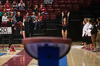 Stanford Gymnastics W vs Utah State, February 18, 2019