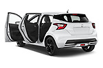 Car images of 2021 Nissan Micra N-Sport 5 Door Hatchback Doors