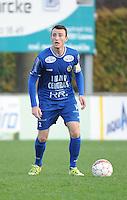 FC KNOKKE :<br /> Ruben Vanraefelghem<br /> <br /> Foto VDB / Bart Vandenbroucke