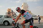 Yaroslav Popovych (UKR) Radioshack-Nissan Trek before the start of the 1st Stage of the 2012 Tour of Qatar running from Umm Slal Mohammed to Doha Golf Club, Doha, Qatar, 5th February 2012 (Photo Eoin Clarke/Newsfile)