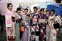 Buddha's birthday celebrations in Asakusa
