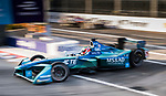 Antonio Felix da Costa of Portugal from MS & AD Andretti Formula E competes in the FIA Formula E Hong Kong E-Prix Round 1 at the Central Harbourfront Circuit on 02 December 2017 in Hong Kong, Hong Kong. Photo by Marcio Rodrigo Machado / Power Sport Images