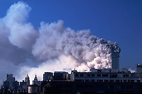September 11th, 2001 - Terrorist attack on the World Trade Center<br />