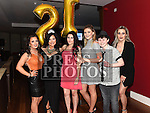 Megan Bradley 21st Birthday