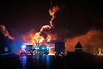 05/11/2019 M6 Lorry Fire