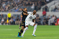 Los Angeles, CA - September 1, 2019.  Minnesota United FC defeated LAFC 2-0 in an MLS match at Banc of California stadium in Los Angeles.
