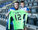 St Johnstone Players Sponsors Night…10.05.18<br />Zander Clark<br />Picture by Graeme Hart.<br />Copyright Perthshire Picture Agency<br />Tel: 01738 623350  Mobile: 07990 594431
