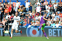 Andreas Weimann of Bristol City during the Sky Bet Championship match between Swansea City and Bristol City at the Liberty Stadium, Swansea, Wales, UK. Saturday 25 August 2018