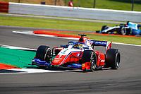 18th July 2021; Silverstone Circuit, Silverstone, Northamptonshire, England; F2 British Grand Prix, Race Day;  01 Shwartzman Robert (rus), Prema Racing, Dallara F2