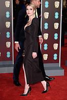 Emma Roberts<br /> arriving for the BAFTA Film Awards 2018 at the Royal Albert Hall, London<br /> <br /> <br /> ©Ash Knotek  D3381  18/02/2018